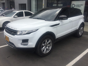 Range Rover Evoque, 2000cc, Tiptronic, Full, Sunroof, Cuero