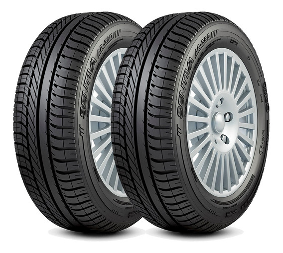 Kit 2 Neumaticos Fate 195/65 R15 91h Tl Sentiva Ar-360 Ct