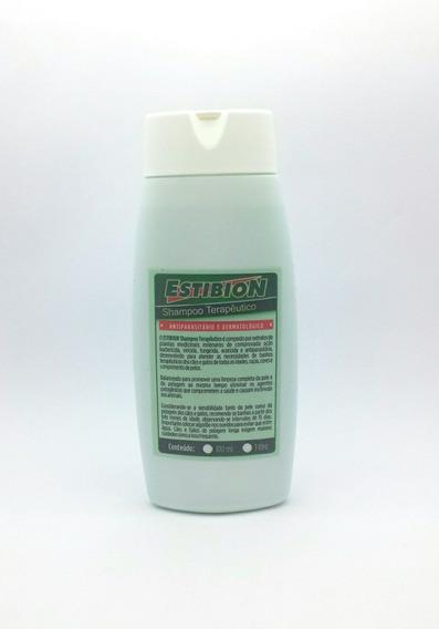 Anti Pulga Carrapato Sarna Dermatite Estibion Shampoo Oferta