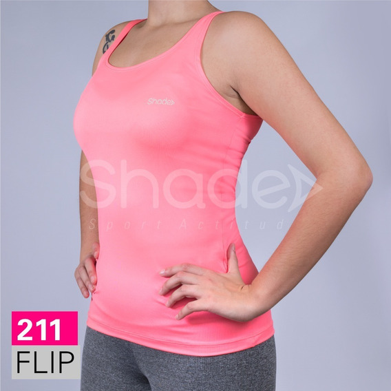 Musculosa Lycra Lisa Mujer 211 Flip Shade