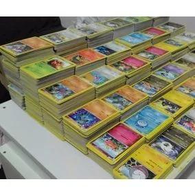 Kit - 20 Cartas Pokémon + 1 Ex Ou Rara