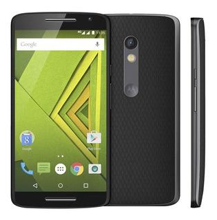 Moto X Play Motorola 16gb Preto Seminovo