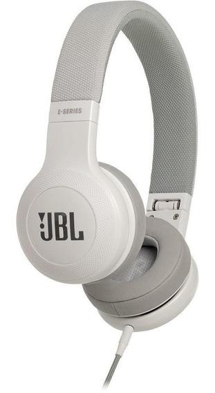 Fone De Ouvido Jbl E35 On Ear Com Microfone Original - Branco - Não É Bluetooth
