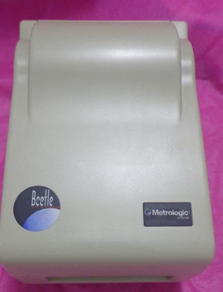 Impressora Metrologic Os-214 - Defeito - Não Está Ligando