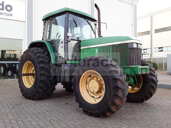 Trator Jd 7505 - Ano 2003