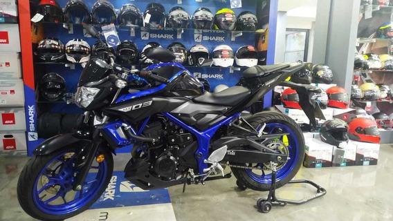 Yamaha Mt 03 2017 Sauma Motos