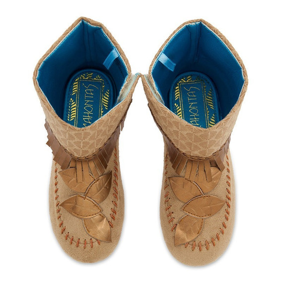 Sapato Pocahonta Original Loja Disney P/entrega