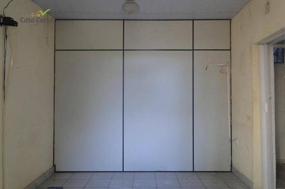 Salão Para Alugar, 8 M² Por R$ 800/mês - Centro - Mogi Guaçu/sp - Sl0066