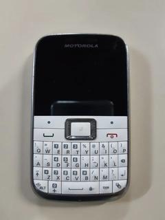 Celular Motorola Motokey Mini Ex108 Desbloquedo