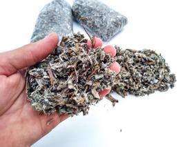 Sálvia Branca Orgânica Cachimbo Defumação Xamânico Umbanda