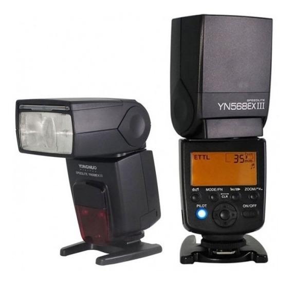 Yongnuo Ttl Speedlite Yn-568 Ex Ill Canon