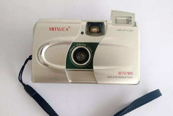 Máquina Fotográfica Analógica Mitsuca M707br