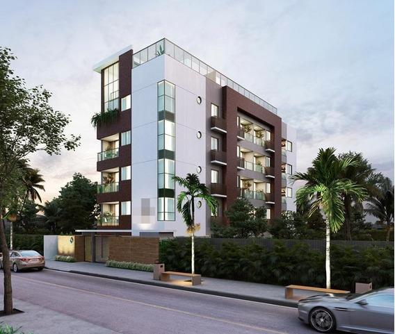 Apartamento Em Intermares, Cabedelo/pb De 58m² 2 Quartos À Venda Por R$ 260.840,00 - Ap211251