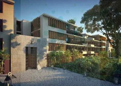 Entrega Inmediata Elegante Departamento Exclusivo Condominio Aldea Zama - Tulum