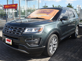 Ford Explorer Limited 3.5 Gsl Aut 4x4 7 Psj