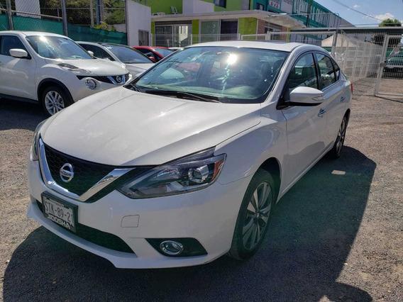 Nissan Sentra Exclusive 2017 Aut.