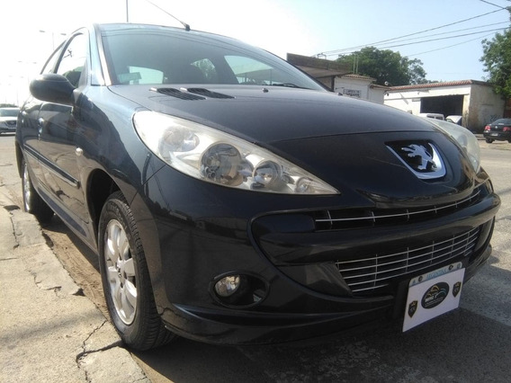 Peugeot 207 Compact 5 Pts Xs Allure Año 2012