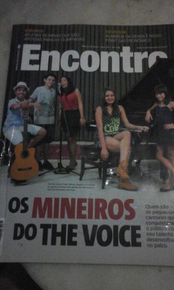 Revista Encontro N 178 Março 2016 Os Mineiros Do The Voic