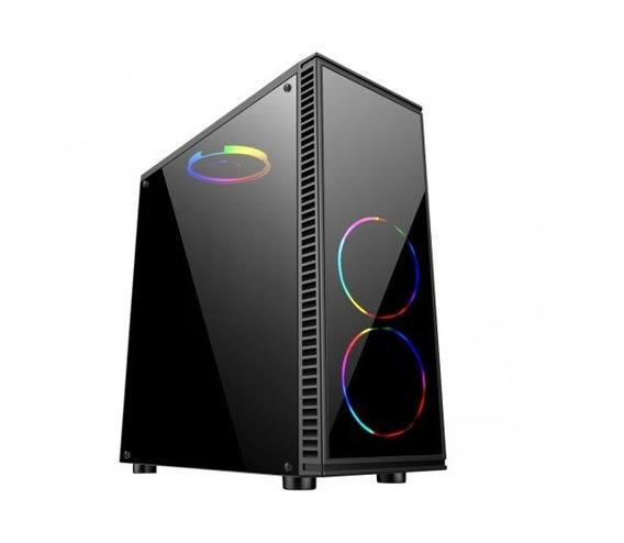 Cpu Pc Gamer Core I5 4570 3.6ghz 8gb Ssd 240gb Fonte 500w