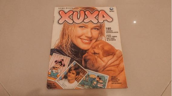 Album De Figurinhas Xuxa - Completo 1991