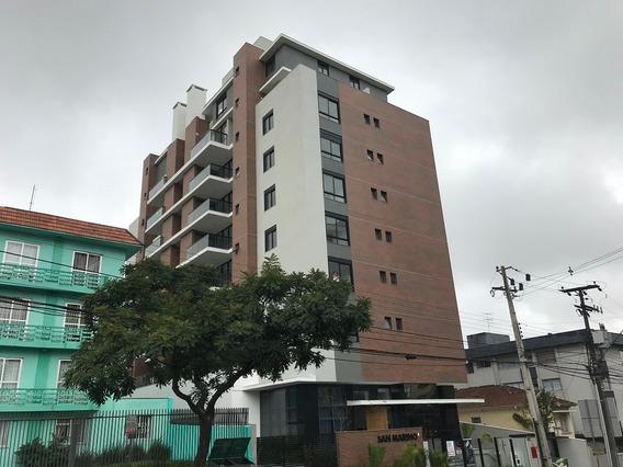 Cobertura Duplex Com 03 Suítes No Portão!!