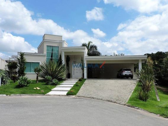 Casa Com 2 Dormitórios - Jardim Do Golf I - Jandira/sp - Ca0139