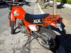 Honda Honda Xlx 250r