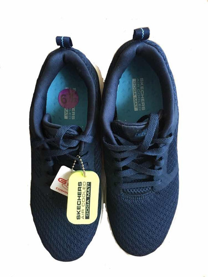 Championes Skechers Air Cooled Original Usa Talle 36.5