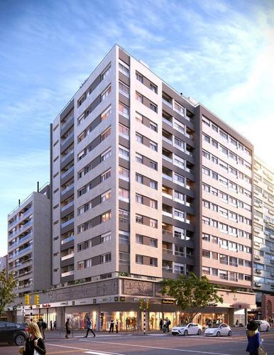 Alquilo Apartamento Con Terraza  2 Dormitorios - Centro (montevideo)