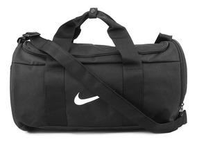 Mala Nike Team - Preto E Branco