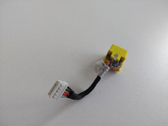 Dc Jack Com Cabo Para Lenovo Thinkpad T410 T420 T430