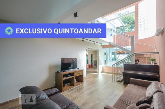 Casa Com 3 Dormitórios E 6 Garagens - Id: 892967874 - 267874