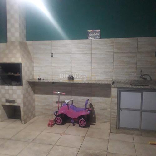 Imagem 1 de 19 de Casa Padrão Em Franca - Sp - Ca0059_rncr