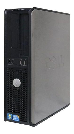 Dell Optiplex 380 Slim Core2duo Sem Memória E Sem Hd - Usado