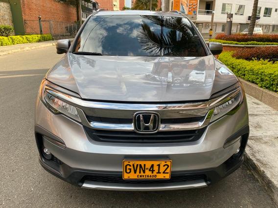Honda Pilot Exl 4x4 Automatica
