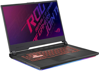 Notebook 15.6 Asus Rog Intel I7 9° 8gb Ssd 512gb Gtx1650 4gb