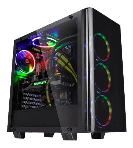Cpu Gamer Intel/ Core I5 / 16gb / Ssd240 / Gpu 2gb