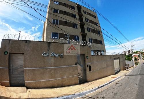 Apartamento Terceiro Andar À Venda Em Lagoa Santa Com Ótima Localização - 4068