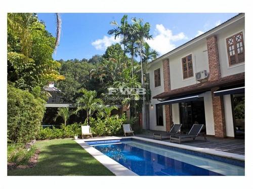 Gávea - Maravilhosa Casa Na Parte Baixa Na João Borges - 2044007029 - 68850839