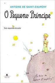 O Pequeno Príncipe Antoine De Saint-exupéry Livro Novo