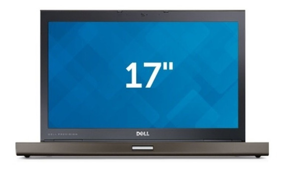 Notebook Dell M6700 I7 16gb 1tb+480ssd Quadro 17