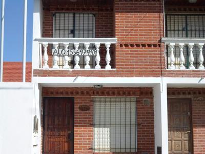 Duplex Las Toninas Frente Al Mar Costanera 1700