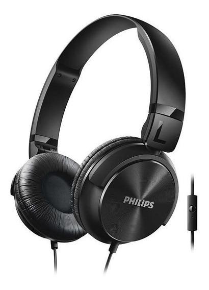 Fone De Ouvido Philips Shl3065 Stéreo Redução De Ruído