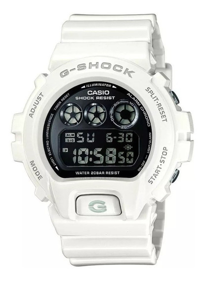 Relógio Casio G-shock Original Dw-6900nb-7dr C/ Nota Fiscal