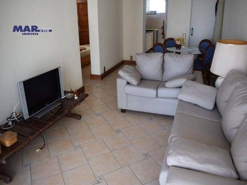 Imagem 1 de 11 de Apartamento Residencial À Venda, Centro, Guarujá - . - Ap10663