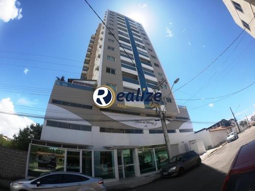 Excelente Apartamento 02 Quartos Sendo 01 Suíte Ótima Localização Praia Do Morro - Ap00900 - 69071058
