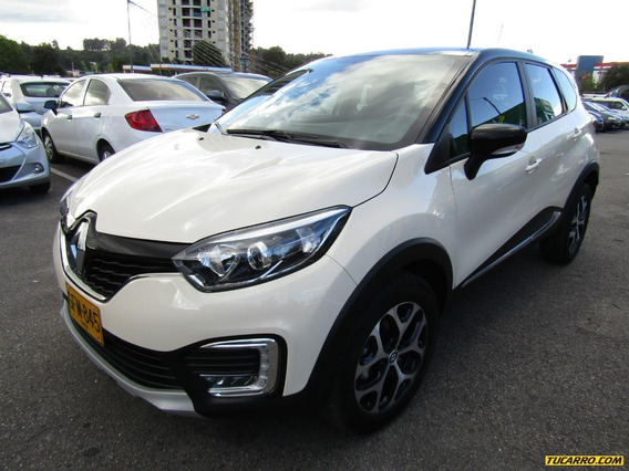 Renault Captur Intense At 1600cc Aa 4x2