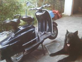 Motoneta Nsu Prima 1959