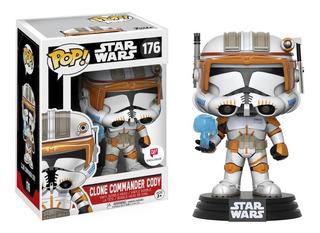 Funko Pop Star Wars Clone Commander Cody Walgreens Exclusive