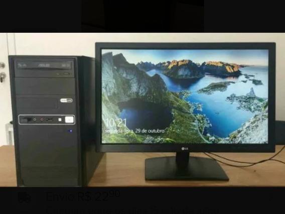 Pc Gamer Intel Core I5 8gb Hd 1tb Geforce Gt 710 Ddr4